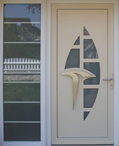 exemple de vitrage décoratif